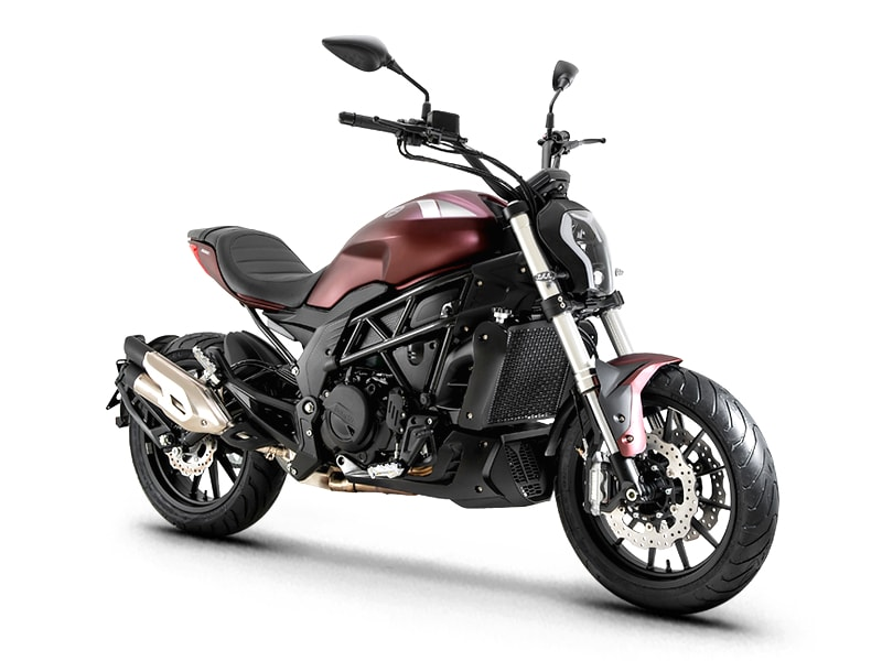 Benelli 502c (2019 onwards) motorcycle