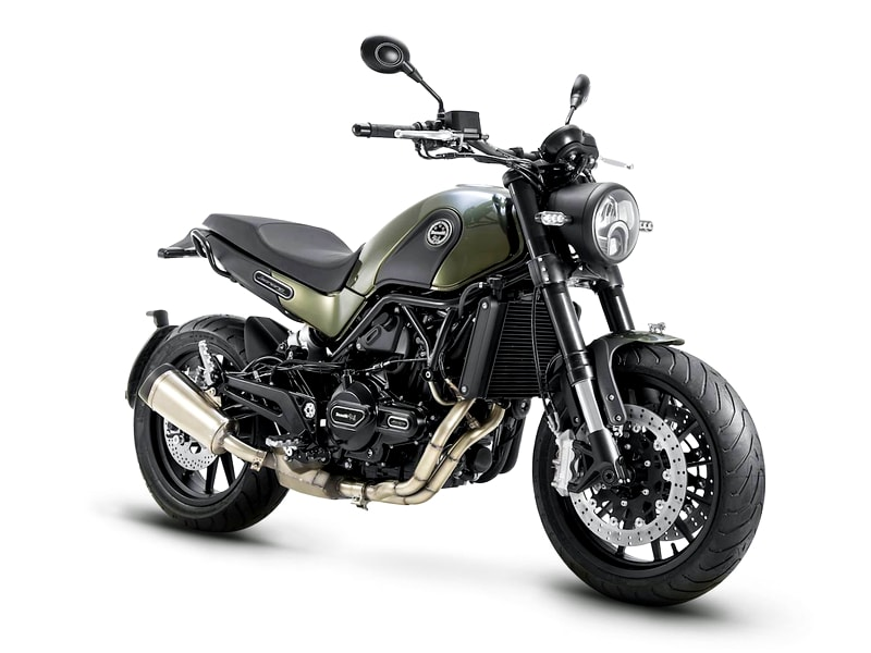 Benelli Leoncino 500 (2018 onwards) motorcycle