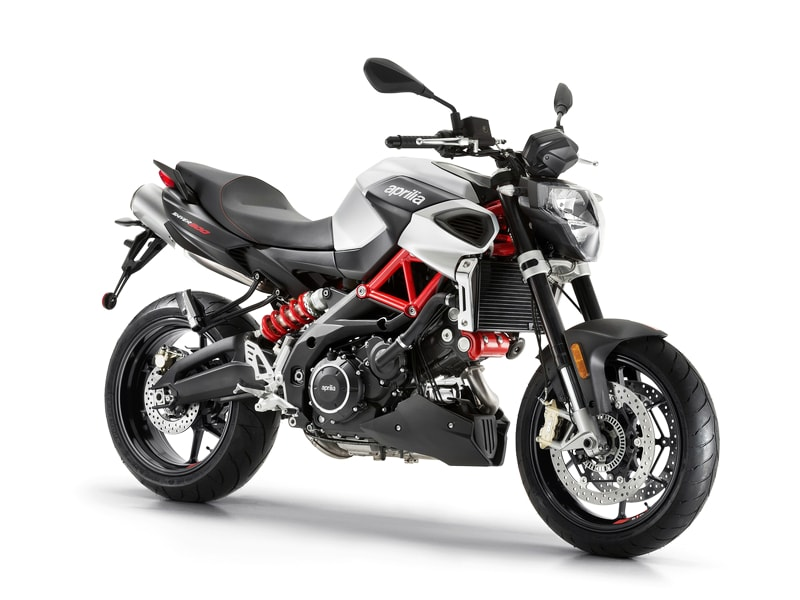 Aprilia Shiver 900 (2017 onwards) motorcycle