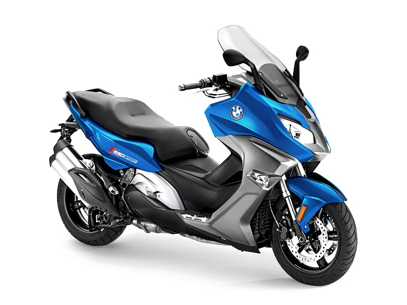 BMW C650 Sport (2015 onwards) motorcycle