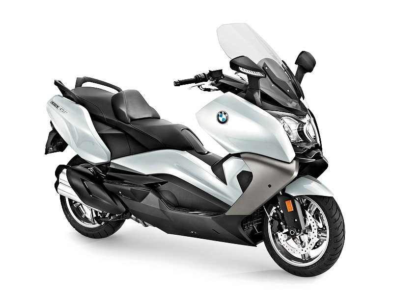 BMW C650GT (2015 onwards) motorcycle