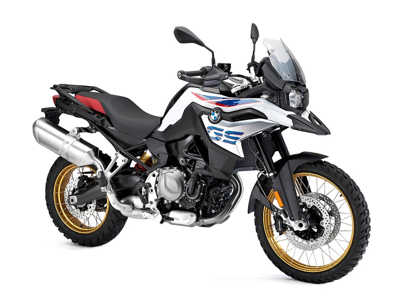 BMW F850GS (2018 onwards) motorcycle