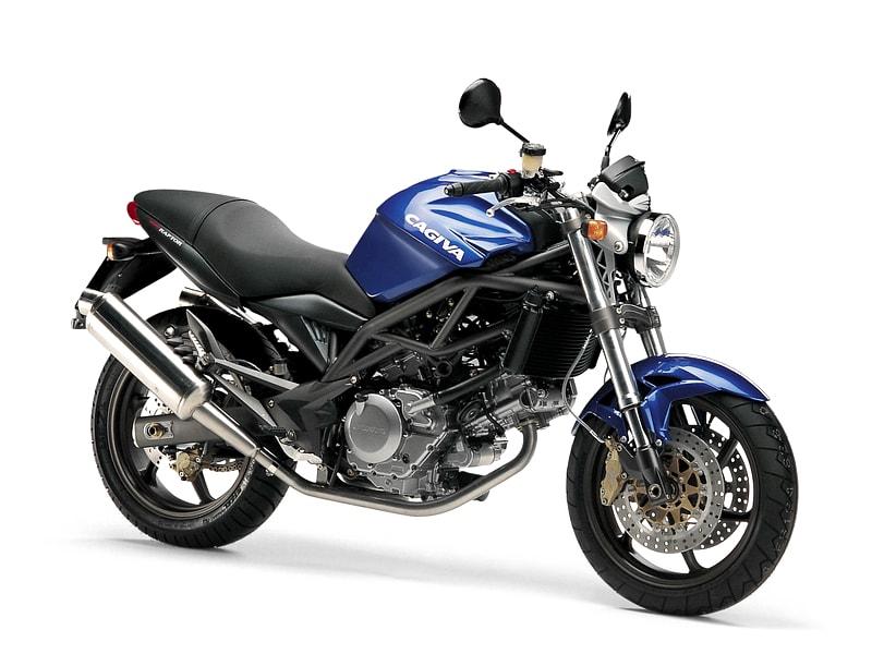 Cagiva Raptor 650 (2001 onwards) motorcycle