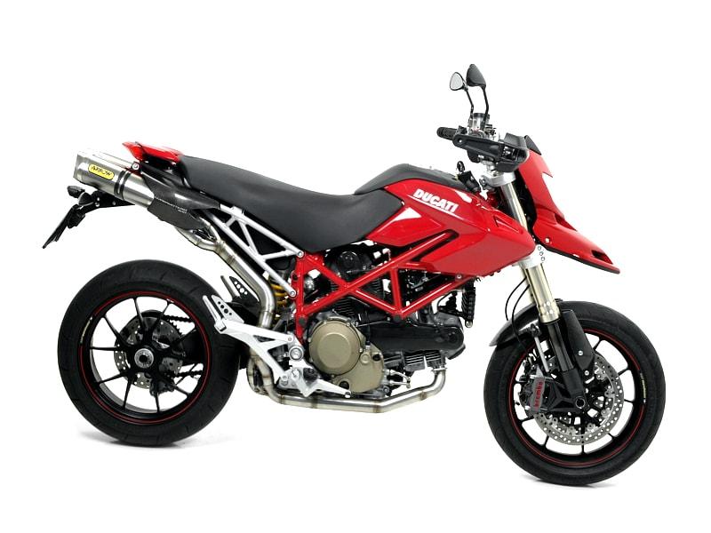 Ducati Hypermotard 1100 (2007 - 2012) motorcycle