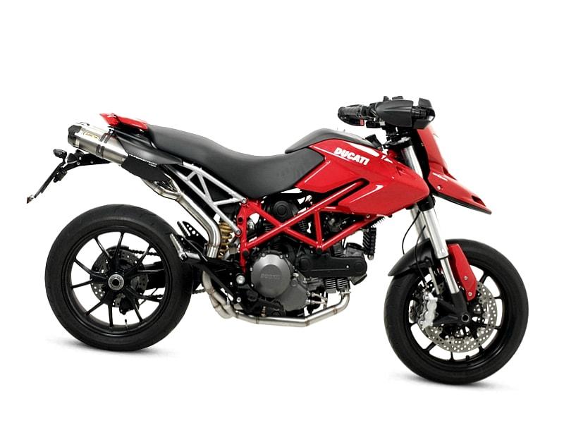 Ducati Hypermotard 796 (2009 - 2012) motorcycle