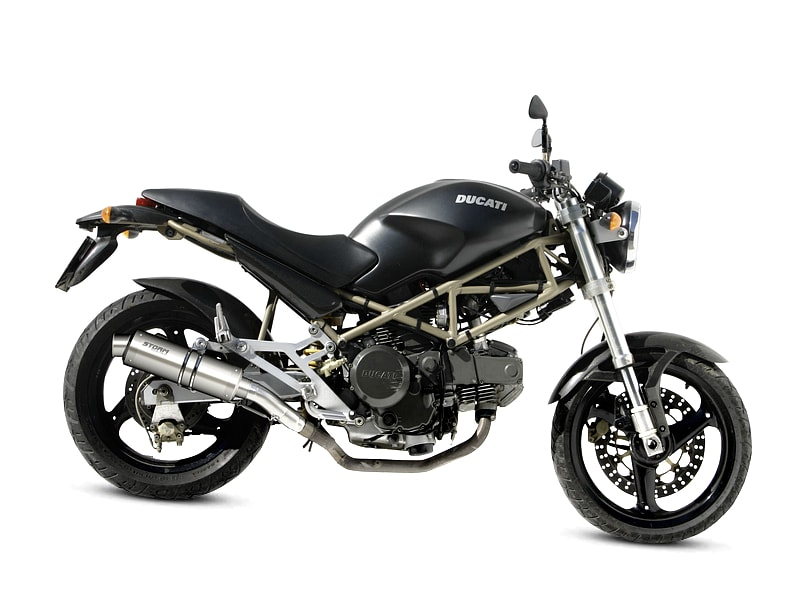 Ducati Monster 600 (1993 - 2001) motorcycle
