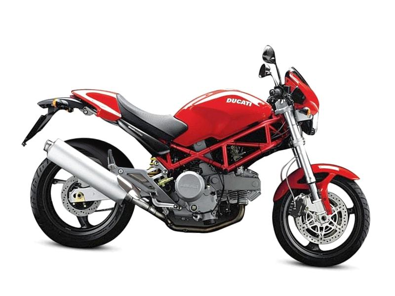 Ducati Monster 620 (2001 - 2006) motorcycle
