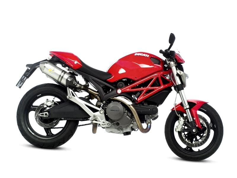 Ducati Monster 696 (2008 - 2012) motorcycle