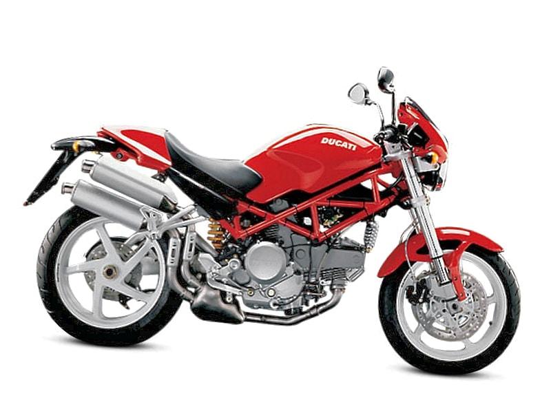 Ducati Monster S2R 800 (2004 - 2008) motorcycle