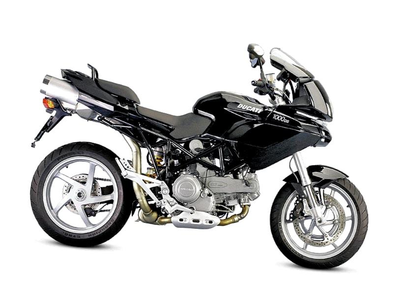 Ducati Multistrada 1000DS (2004 - 2009) motorcycle