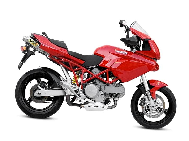 Ducati Multistrada 620 (2005 - 2007) motorcycle