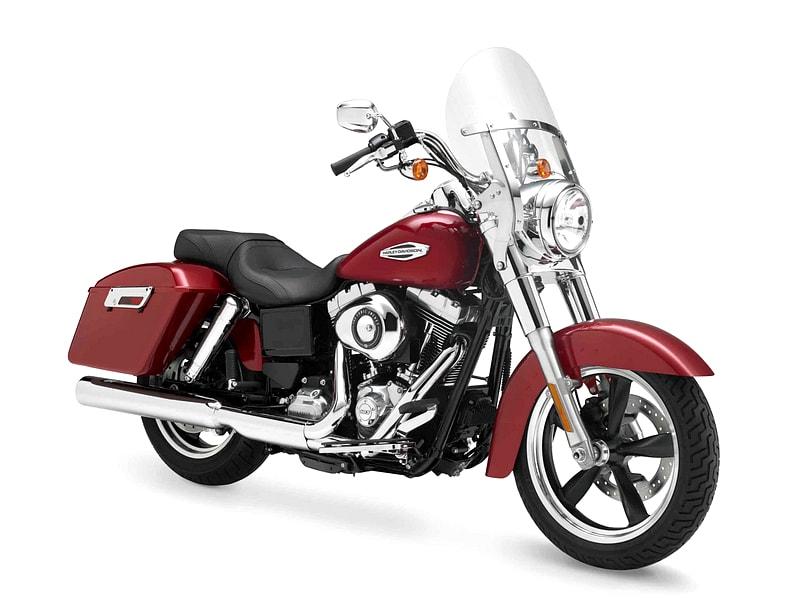 Harley-Davidson Dyna Switchback (2012 onwards) motorcycle