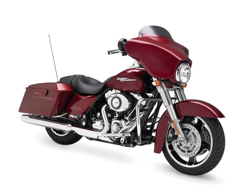 Harley-Davidson Street Glide (2010 - 2016) motorcycle